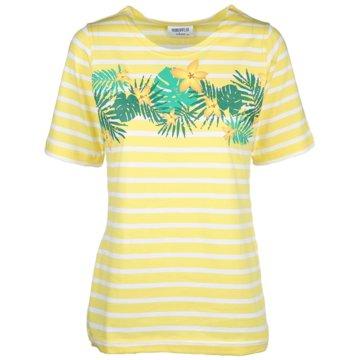 wind sportswear Damenmode gelb