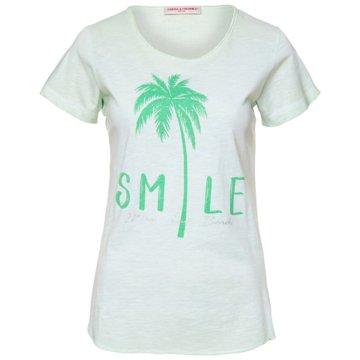 Frieda & Freddies T-Shirts grün