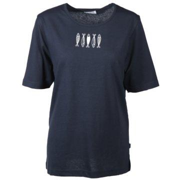 wind sportswear T-Shirts blau