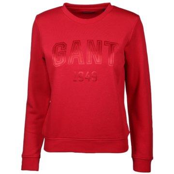 Gant Sweatshirts rot