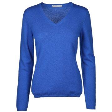 six-o-seven Strickpullover blau