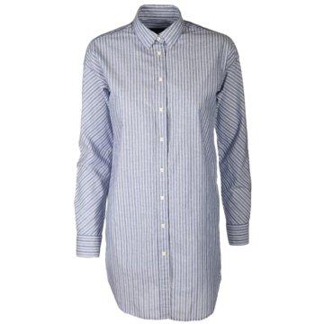 Gant Hemden blau