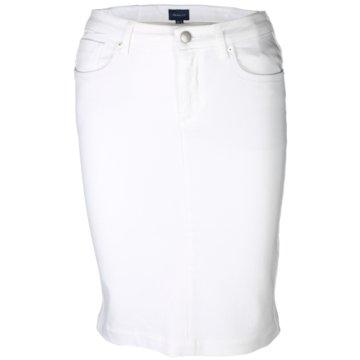 Gant Midiröcke weiß