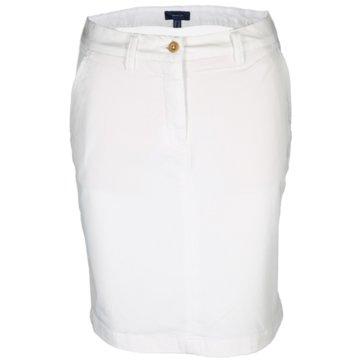 Gant Miniröcke weiß