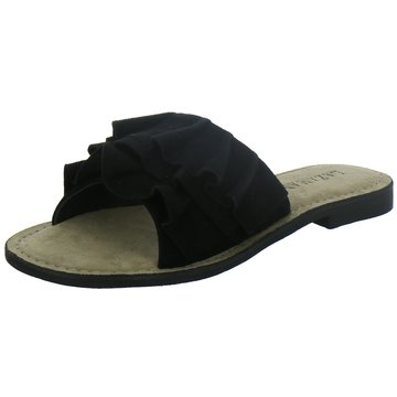 Lazamani Klassische Pantolette schwarz