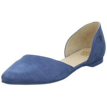 Apple of Eden Eleganter Ballerina blau