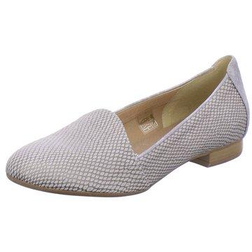 ELENA Italy Klassischer Slipper grau