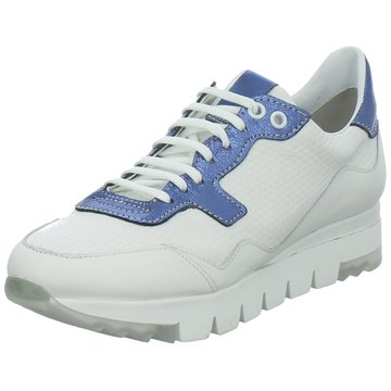 Dei Colli Plateau Sneaker weiß