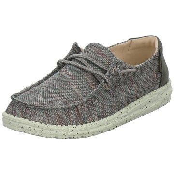 Hey Dude Shoes Mokassin SlipperWendy Sox grau
