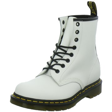 Dr. Martens Airwair Winter Secrets weiß