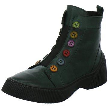 Gemini Komfort Stiefelette grün