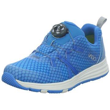 Vado Trainings- und Hallenschuh blau
