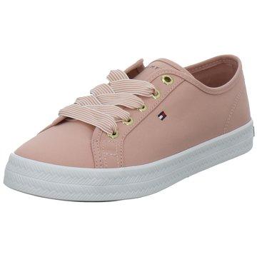 Tommy Hilfiger Sneaker Low rosa