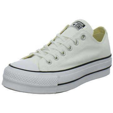 Converse Plateau SneakerConverse Chuck Taylor All Star Lift Sneaker weiß