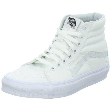 Vans Sneaker High weiß