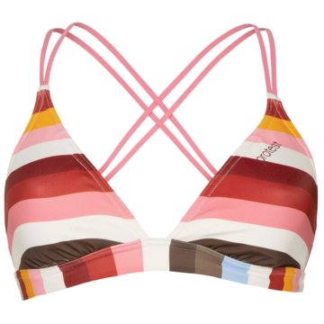 Protest Bikini SetsMM CHI TRIANGLE BIKINI TOP - 7614611 rot