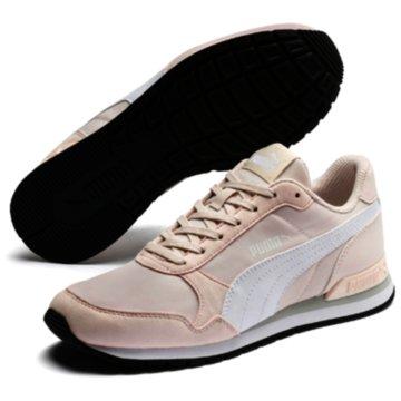 Puma Sportlicher Schnürschuh rosa
