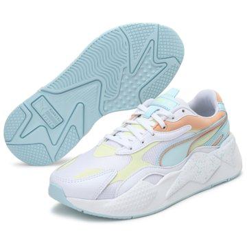 Puma Sneaker LowRS-X³  PASTEL MIX WN S - 375137 weiß