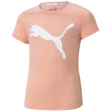 Puma T-ShirtsACTIVE TEE G - 587007 lila