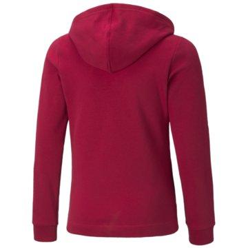 Puma SweatshirtsMODERN SPORTS FULLZIP HOOD - 589215 rot