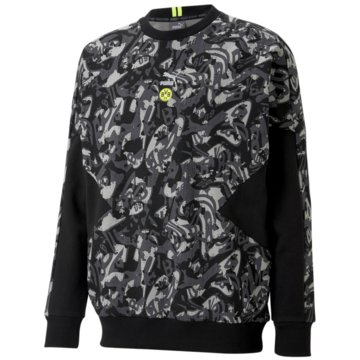 Puma SweatshirtsBVB TFS CREW - 758728 schwarz