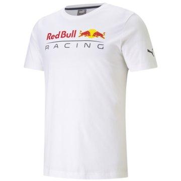 Puma T-ShirtsRBR LOGO TEE - 763130 weiß