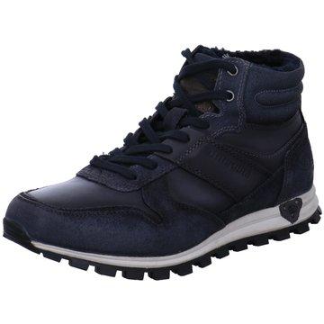 Dockers by Gerli Sneaker High blau