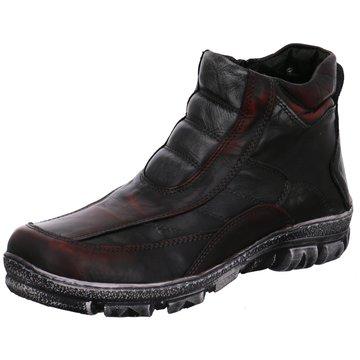 Kristofer Komfort Stiefel schwarz