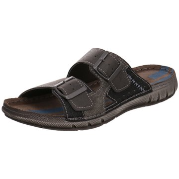 Vista Komfort Schuh grau