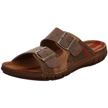 Vista Komfort Schuh braun