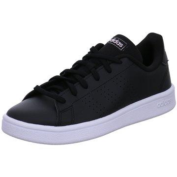 adidas Sneaker LowAdvantage Base schwarz