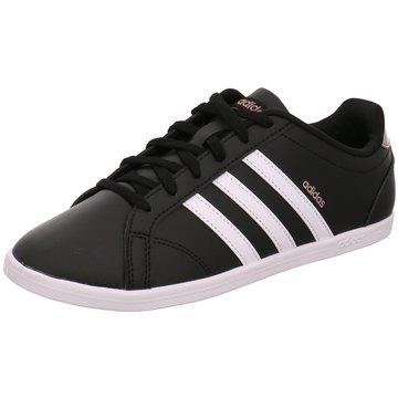 san francisco 0c0df 588c0 adidas Core Sneaker LowConeo QT schwarz