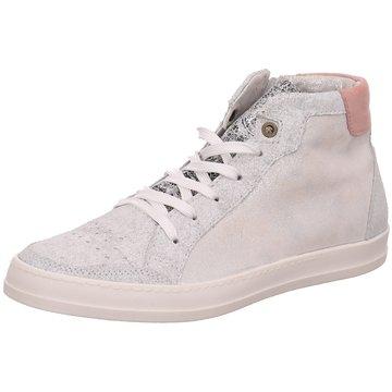 Martina Buraro Sneaker High silber