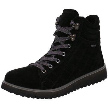 Superfit Komfort Stiefel schwarz