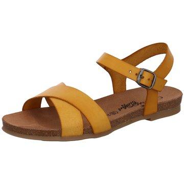 Cosmos Comfort Komfort Sandale gelb