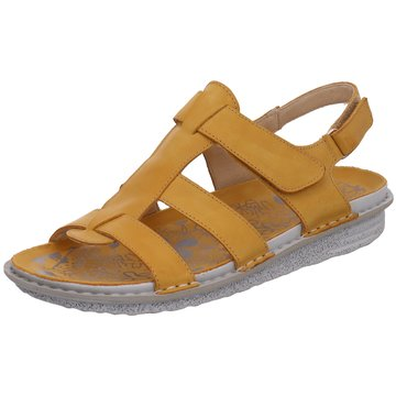 Free Walk Sandale gelb