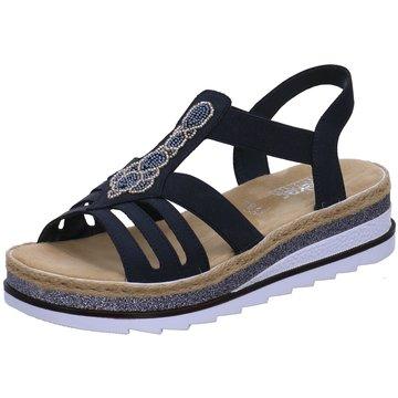 Rieker Sandalette Damen Sandalen 2019 Shops