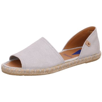 Verbenas Top Trends Sandaletten grau