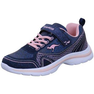 KangaROOS Sneaker LowKangaGirl EV II blau