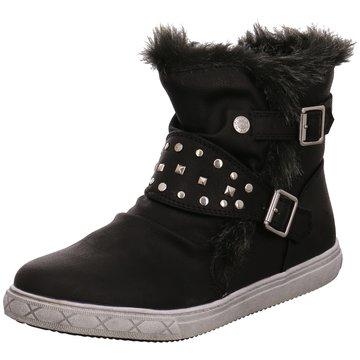 BM Footwear Halbhoher Stiefel schwarz