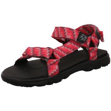 JACK WOLFSKIN Offene Schuhe pink