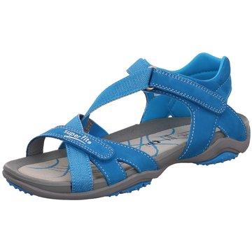 Superfit Offene SchuheNancy blau