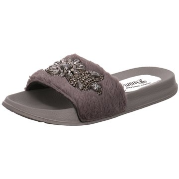 Tom Tailor Pool Slides grau