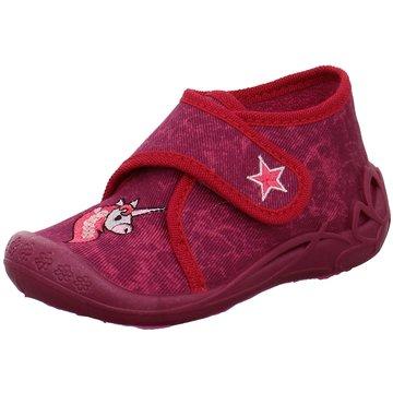 Fischer Schuhe Kleinkinder Mädchen rot