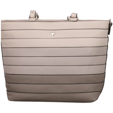 Tom Tailor Taschen DamenApril Shopper braun