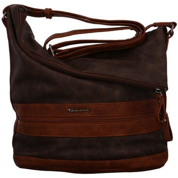 Tamaris Taschen DamenSmirne Hobo Bag braun