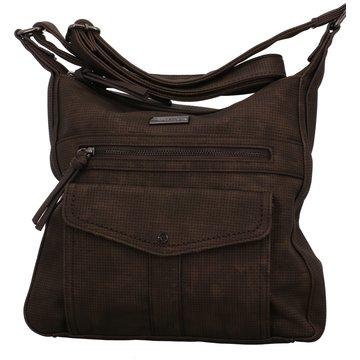 Tamaris Taschen DamenAdriana Hobo Bag S braun
