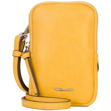 Tamaris Taschen DamenAlessia Handyetui gelb
