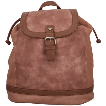 Tom Tailor Taschen DamenJuna Backpack rosa