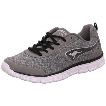 KangaROOS Sneaker LowKF-Run REF grau